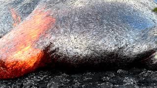 6 13 13   3 Hawaii Kilauea Volcano Puu Oo Vent Lava Flow Nikon D800