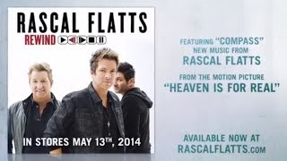 """Heaven Is For Real"" Movie Trailer feat. Rascal Flatts"