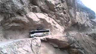 Rutas Mortales Ancash Peru