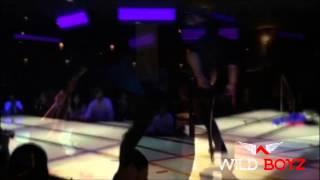 JT wild boyz male stripper