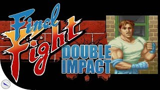 FINAL FIGHT Double Impact (PS3) - Jogando com CODY