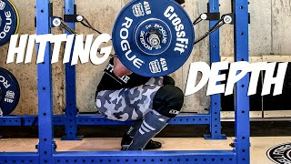 Improved Squat Depth - Squat Deeper