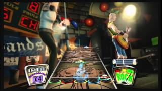 Guitar Hero 2 - Carry on Wayward Son 100% FC (Expert)