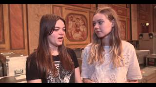 First Aid Kit about performing for Polar Music Prize Laureate Emmylou Harris