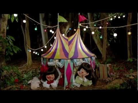 チャラン・ポ・ランタン 「空中ブランコ乗りのマリー」 MUSIC VIDEO