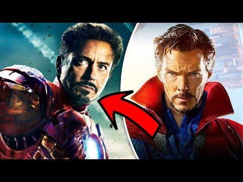 4 teorías épicas sobre Iron Man en Infinity War y más noticias