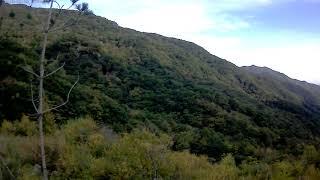 화악산 풍경