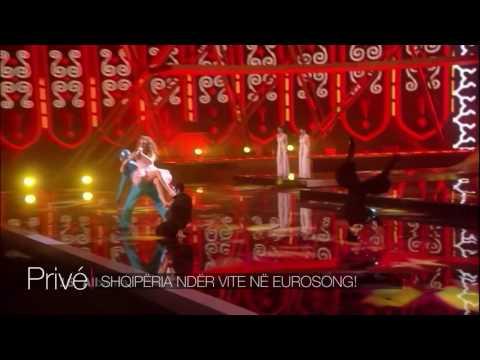 Shqipëria ndër vite në Eurosong!