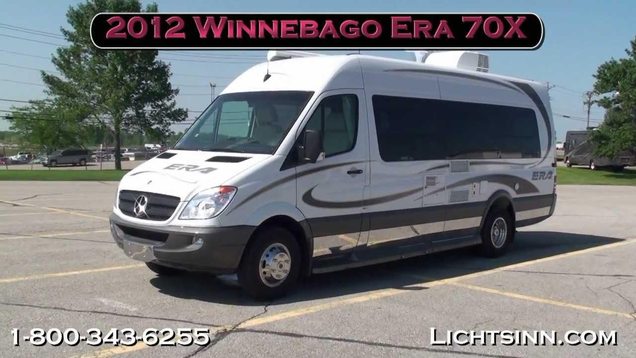 Lichtsinn Com New 2012 Winnebago Era 70x Motor Home