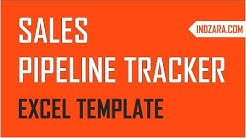 How to manage Sales Pipeline using free  Sales Pipeline Tracker Excel template?