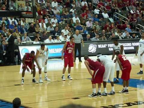 2009 NCAA Tournament 2nd round Sampler - Sprint Center  - K.C. MO