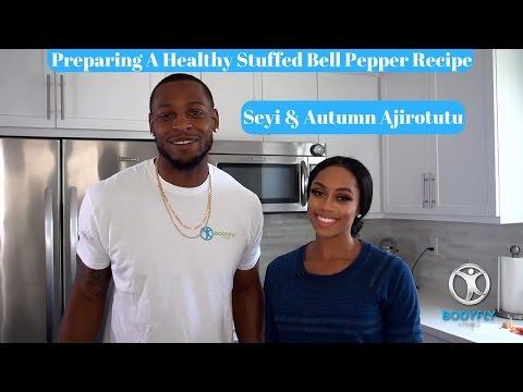 Healthy Stuffed Bell Pepper Recipe