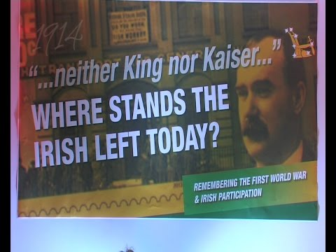 Where Stands the Irish Left today