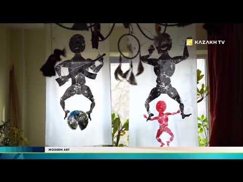 Modern Art №5. Contemporary Art in hotels