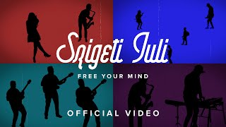 Szigeti Juli - Free Your Mind (Official Video) // Neo Swing