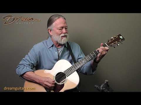 Scott Ainslie at Dream Guitars - Let The Mermaids Flirt With Me - John Hurt