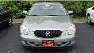 2006 Buick Lucerne CXL For Sale Dayton Troy Piqua Sidney Ohio   CP15091A