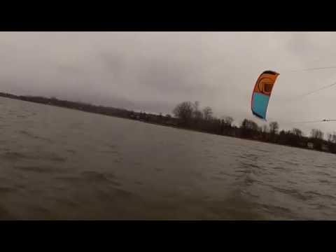 Foilboarding on the Ottawa River - Come learn with us!  Kite Life Ottawa