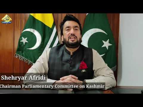 شہریار آفریدی کا وزیرِ اعظم عمران خان کے اقوامِ متحدہ جنرل اسمبلی کے خطاب کے موقع پر خصوصی پیغام