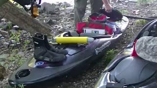 James River Kayaking Trip Day 3