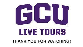 GCU Live: Campus Tour | Jan. 23, 2021