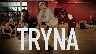 Video SONNY - Tryna - Choreography by @NikaKljun | Filmed by @RyanParma download MP3, 3GP, MP4, WEBM, AVI, FLV September 2017