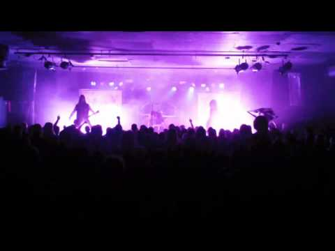 Rotting Christ live in Tallin 10 7 2016