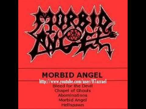 Morbid Angel - Bleed For The Devil [RARE Live Full Demo!! '86] mp3