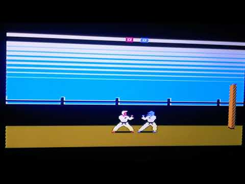 Karateka old dendy games  