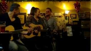 BONO-Dublin The Old Storehouse Temple Bar Dublin-23.12.2012 .mp4