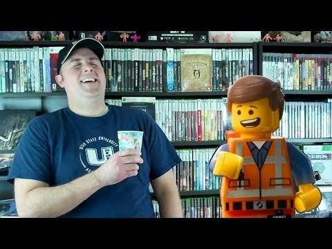 Review The Lego Movie Video Game