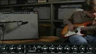 fender super reverb guitar amplifier product demo part 5
