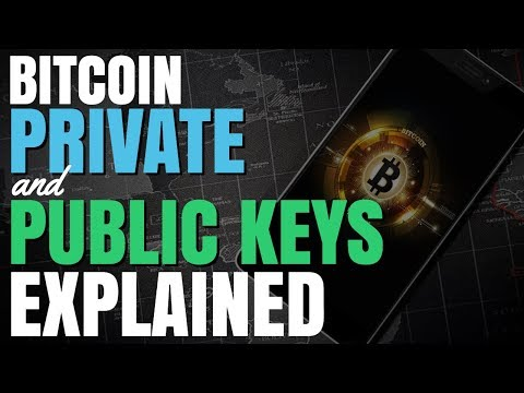 Bitcoin Private And Public Keys Explained Simply