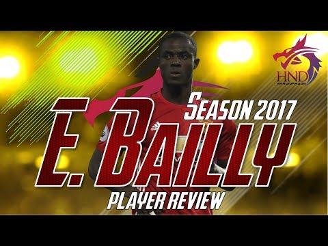 FO4 review Eric Bailly season 17 - Trung vệ cục nhất FO4