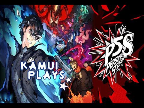 [Spoilers] Kamui Plays - Persona 5 Strikers - Digital Deluxe Edition - Episode 9 |