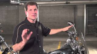New Dyna Premium Suspension Upgrade from H-D
