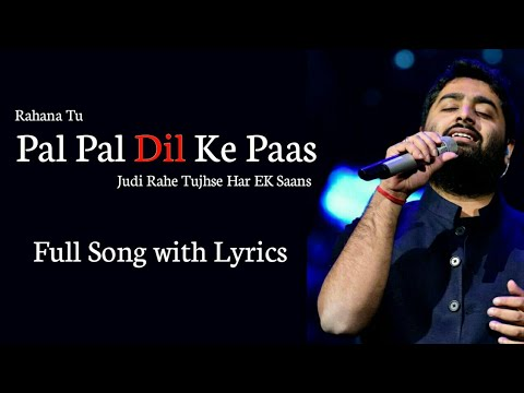 Download Lagu  Arijit Singh: Pal Pal Dil Ke Paas Title Track | Karan Deol, Sahher Bambba | Parampara Thakur Mp3 Free
