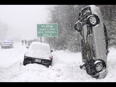 Russian Road Rage And Car Crashes 2013   2014 Winter
