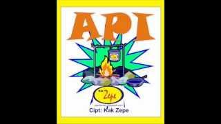 API - lagu anak karya Kak Zpe Tema air udara api - Tema Sains / Ilmu Alam / Zar Mp3