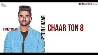 Relation : Romey Maan (Official Lyrical Video) || Tru Music Studios || Latest Punjabi Songs 2019