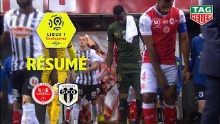 Stade de Reims - Angers SCO ( 1-1 ) - Résumé - (REIMS - SCO) / 2018-19