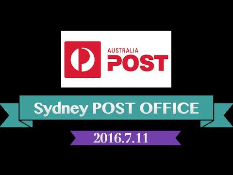 【Life】 Sydney Post Office  11/7/16