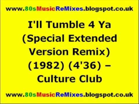 I'll Tumble 4 Ya (Special Extended Version Remix) - Culture Club | 80s Club Mixes | 80s Club Music