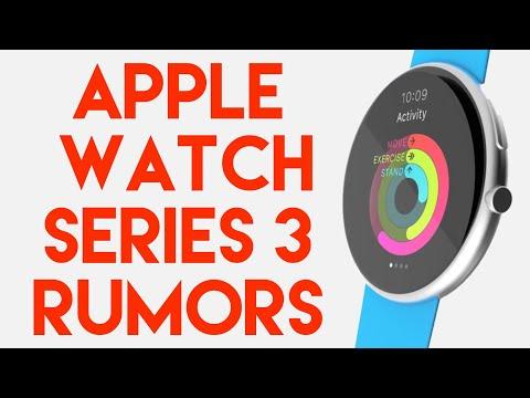 Apple Watch Series 3 Rumors