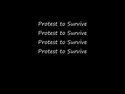 THE VARUKERS PROTEST TO SURVIVE PUNK KARAOKE