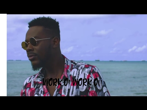 (lyrics) Adekunle Gold-work official lyric video