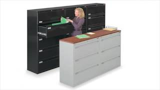 Durable Filing Cabinets NBF Spectrum Collection National Business Furniture