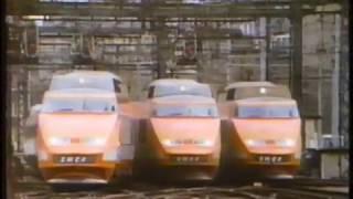 ITT 1982 Train Commercial