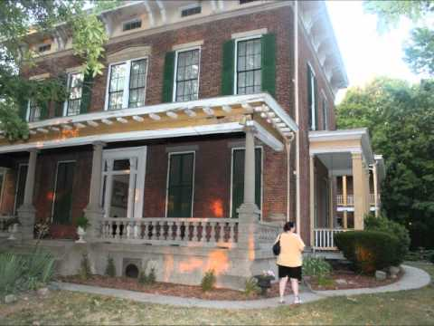 Hannah House, Indianapolis, Indiana EVP'S