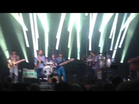 Saxy Jam w/ Joshua Redman.  Umphrey's McGee.  12/29/13.  Denver.